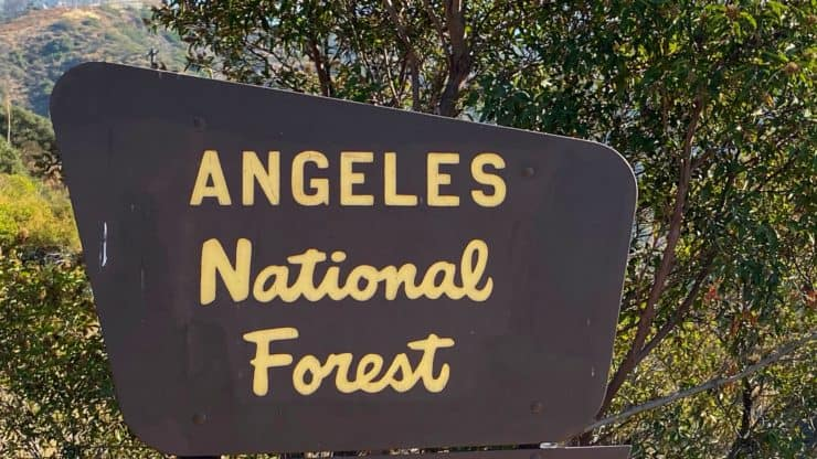 Angeles National Forest Hikes