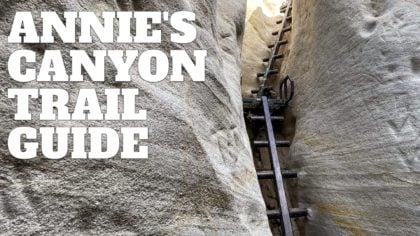 Annie's Canyon Trail Guide