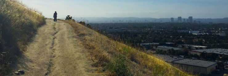 Baldwin Hills Scenic Overlook hike