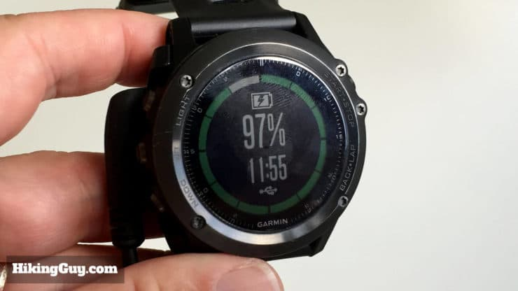 Garmin Fenix 3 Hiking GPS Review (2019) - HikingGuy com
