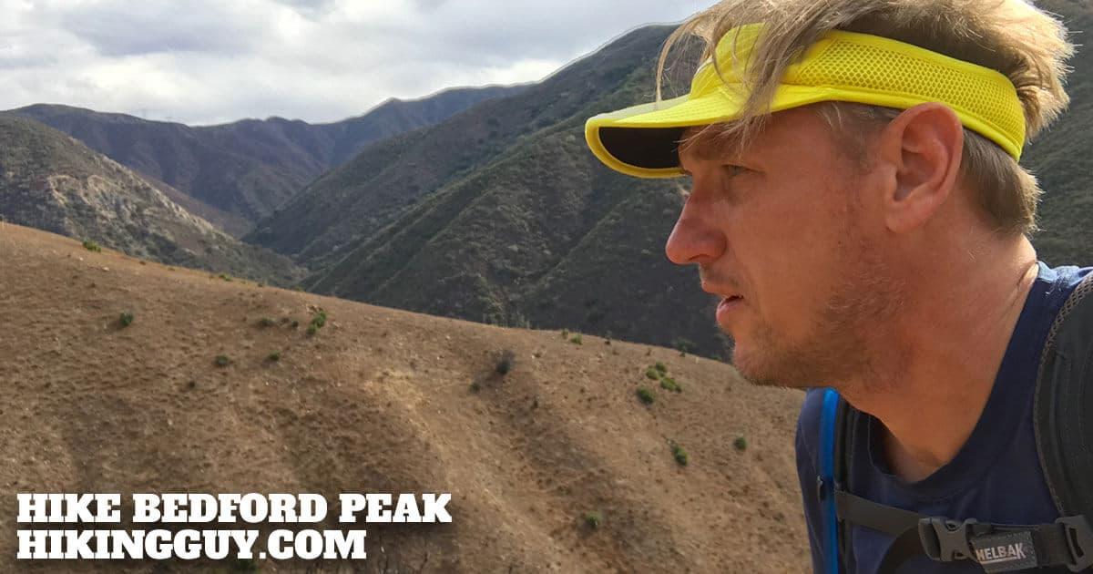 Hike the Bedford Peak Trail (Orange County)