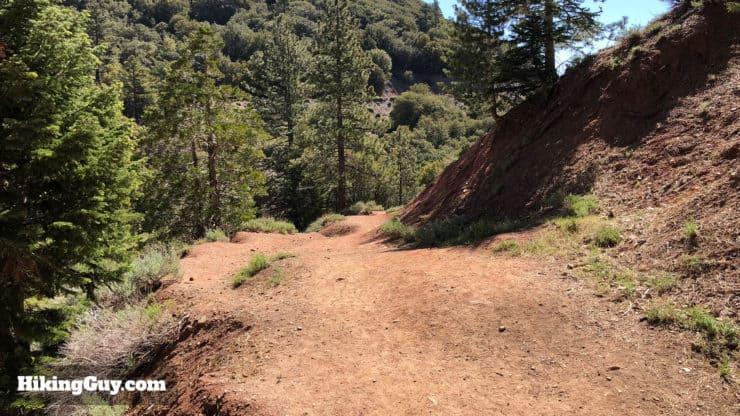 Big Horn Mine Trail Hike (DIrections & Parking) - HikingGuy com
