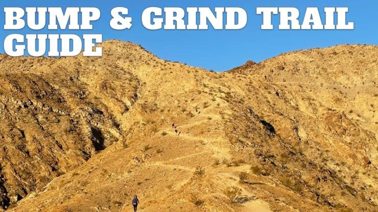 Bump and Grind Trail Guide (Palm Desert)