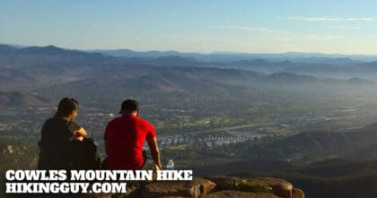 Cowles Mountain Hike