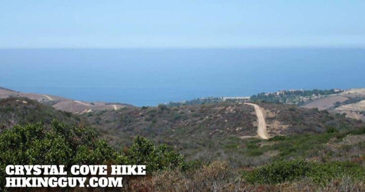 Crystal Cove Hike