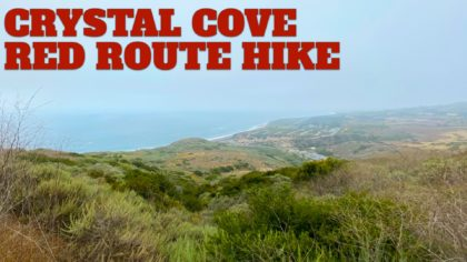 Crystal Cove Red Route Hike
