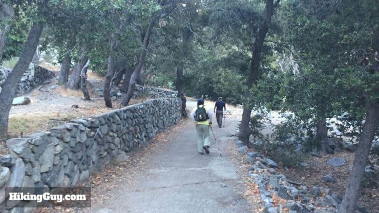 Cucamonga Peak Hike trail