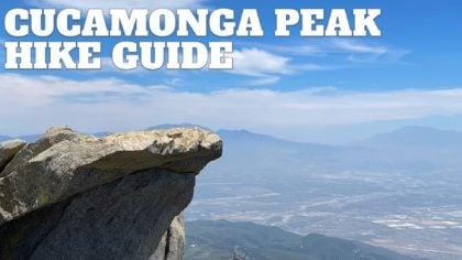 Cucamonga Peak Hike