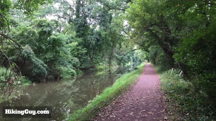 Delaware Canal State Park Towpath