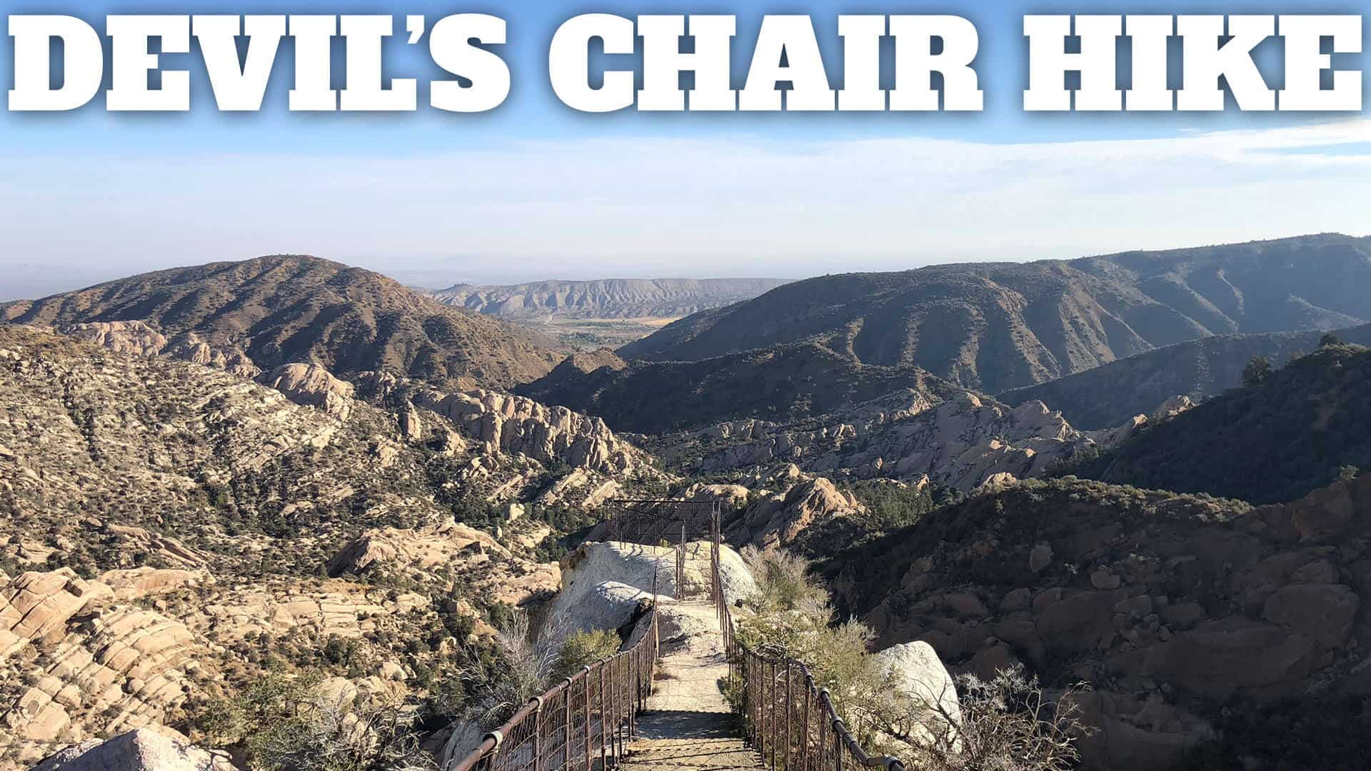 Devil's Chair Hike (Devil's Punchbowl Natural Area)