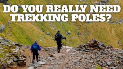 Do I Need Trekking Poles?
