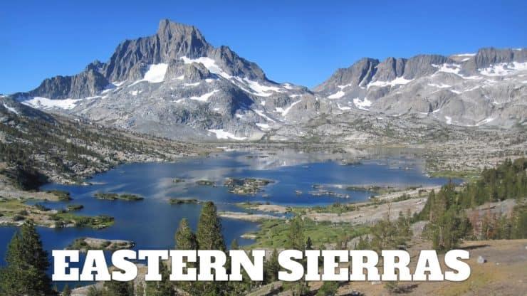 Eastern Sierra Hikes