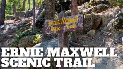 Ernie Maxwell Scenic Trail Hike
