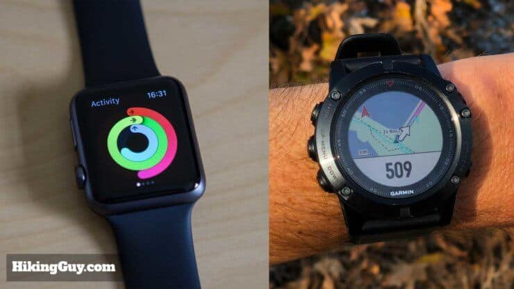 Fenix 5x And Apple Watch