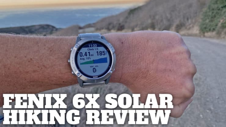 Garmin Fenix 6 In-Depth Review