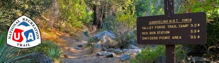 Gabrielino Trail Nrt Hike