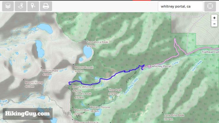 Creating a Hike For Garmin GPS (2019) - HikingGuy com