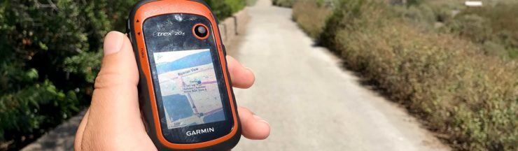 Garmin eTrex 20x Hiking GPS Review