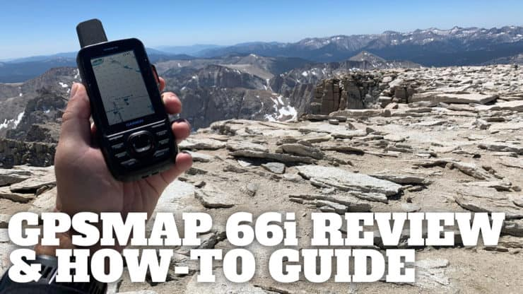 Garmin GPSMAP 66i Review & Guide