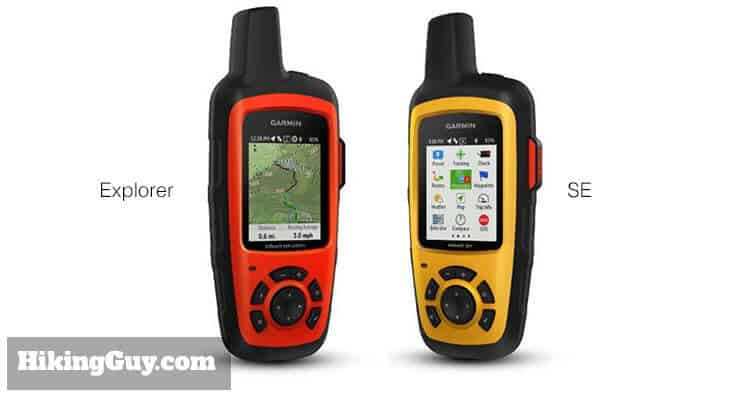 garmin inreach review unit comparison
