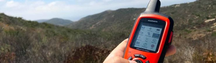 Garmin inreach review