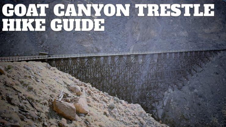 Goat Canyon Trestle Hike