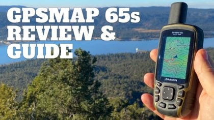 In-Depth Garmin GPSMAP 65s Review & Guide