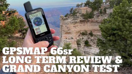 Garmin GPSMAP 66sr Review & Test