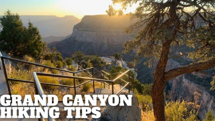 Grand Canyon Hiking Tips