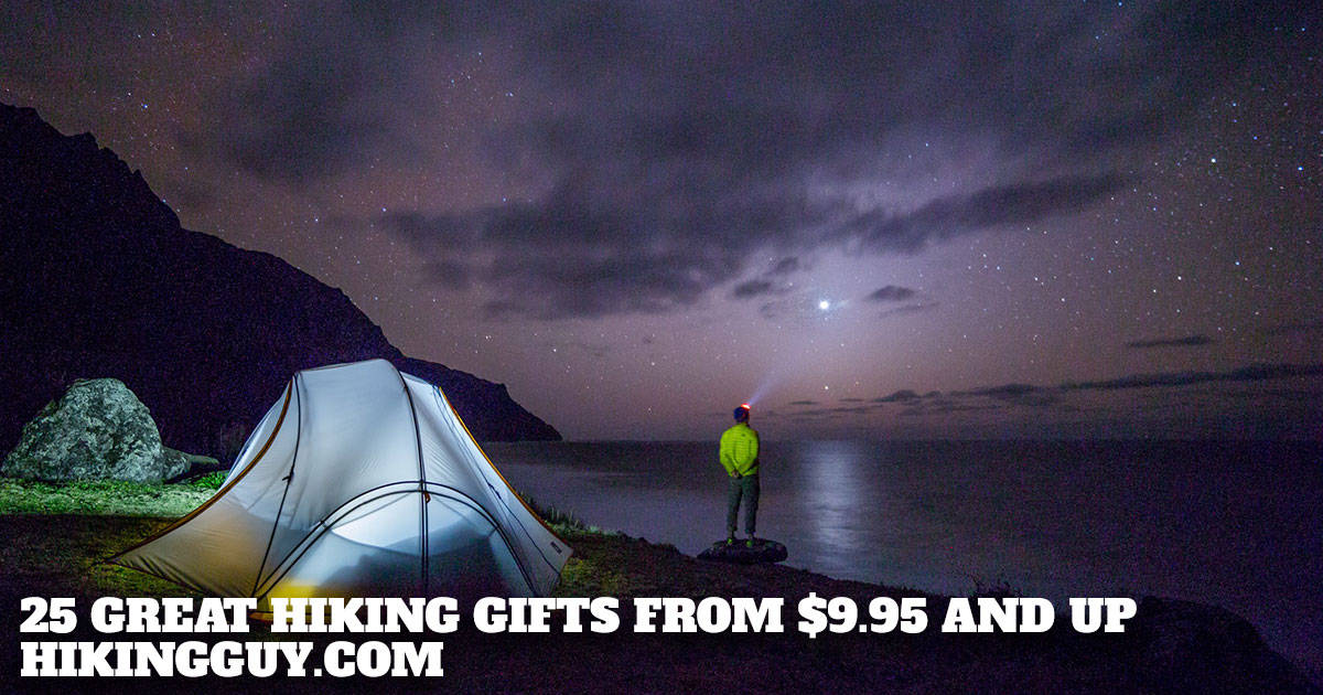c2ad432ccb Best Gifts For Hikers From  9.95 and Up (2019) - HikingGuy.com