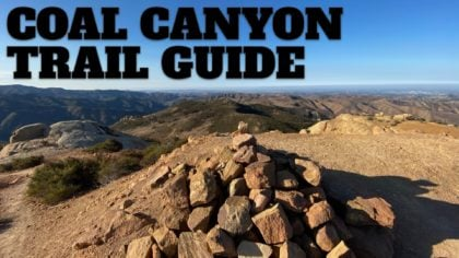 Hike Coal Canyon Trail