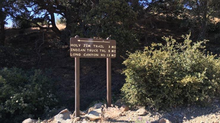 ndian Truck Trail hike directions