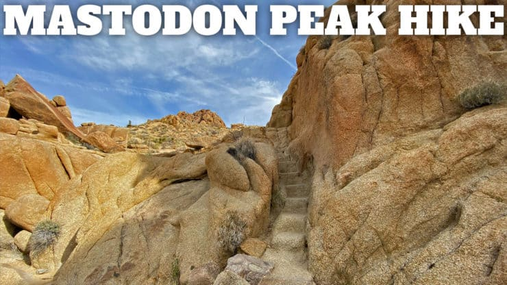 Hike Mastodon Peak Trail