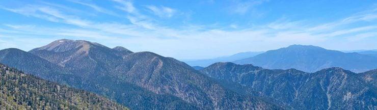 Hike San Bernardino East Peak From Forsee Creek Trail