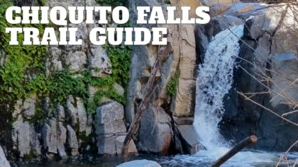 Hike the Chiquito Falls Trail