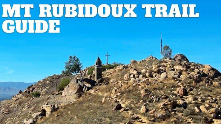 Hike the Mt Rubidoux Trail (Riverside)