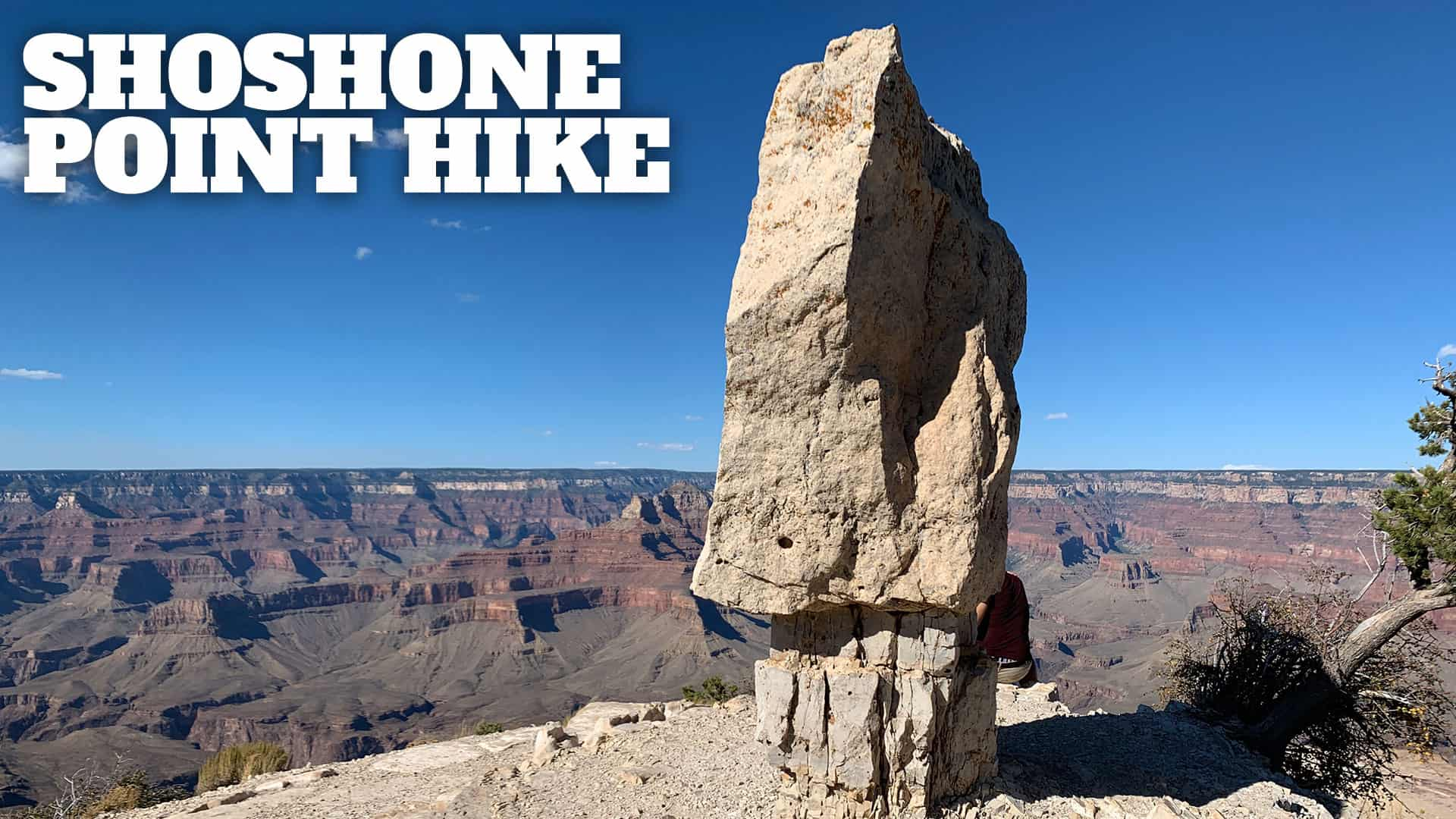 Hike the Shoshone Point Trail