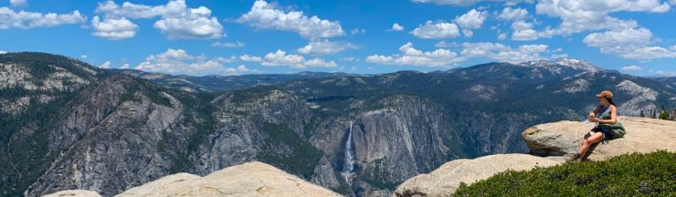 Hike The Taft Point Overlook And Fissures 2