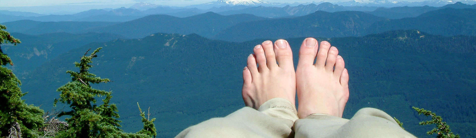 Hiking With Plantar Fasciitis (Boots & Cure) - HikingGuy.com