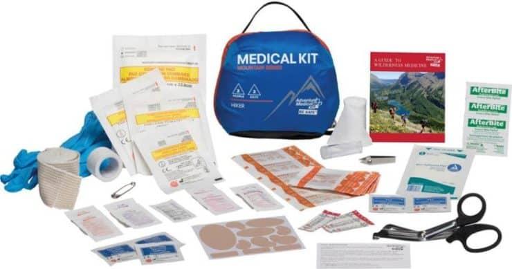 Hiking Medical Kit