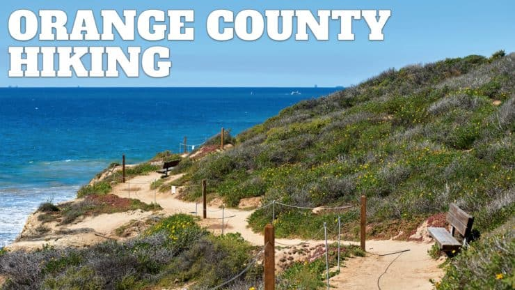 Hikes In Orange County