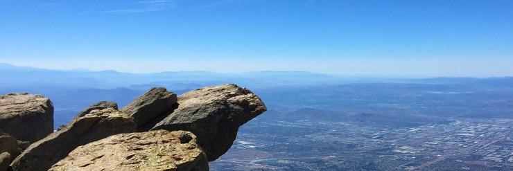 Cucamonga Peak Hike summit