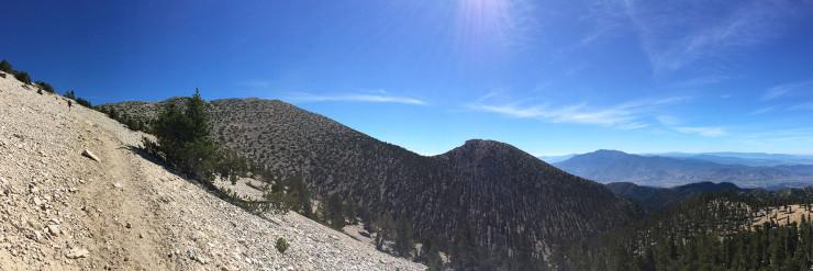 hike san gogonio views