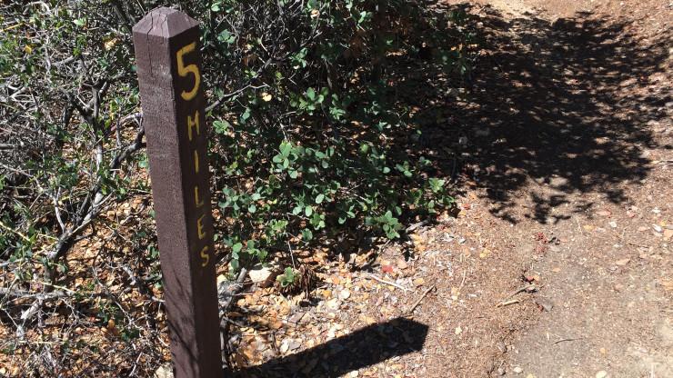 5 mile marker