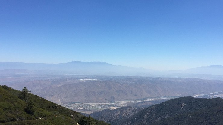 Saddleback Mountain Hike views