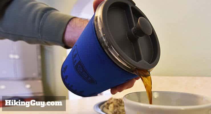 backpacking coffee maker