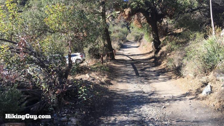 holy jim trail