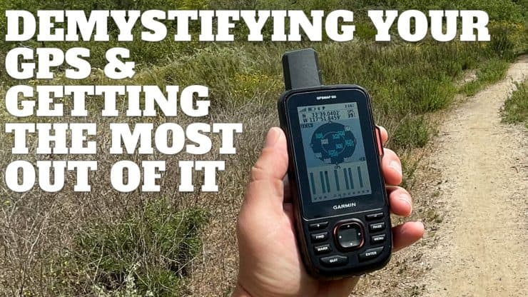 How Does GPS Work? GPS for Dummies
