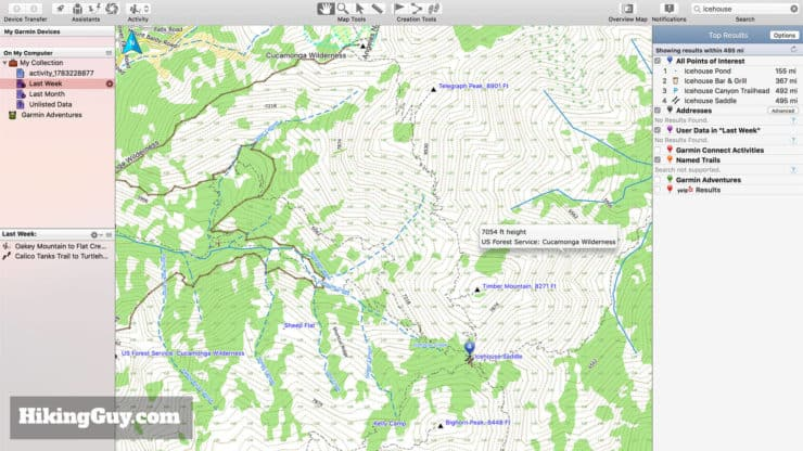 Garmin Canada Map Free Download.How To Get Free Garmin Gps Maps For Hiking Hikingguy Com