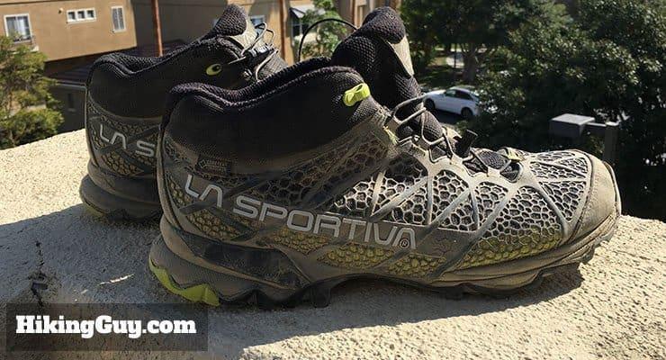 la sportiva boots prevent blisters